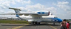 Antonov AN-74TK at Farnborough 2004-4.jpg