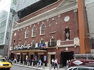 Stephen Sondheim Theatre New York theatre