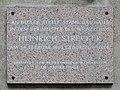 Anzengrubergasse 10, Margareten - plaque Heinrich Strecker.jpg
