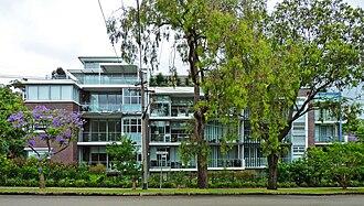 Ku-ring-gai Council - Apartments (circa 2008) in Lindfield