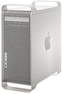 power mac g5 rear view