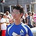 Aqua DC gaysian - DC Gay Pride Parade 2012 (7171189681).jpg