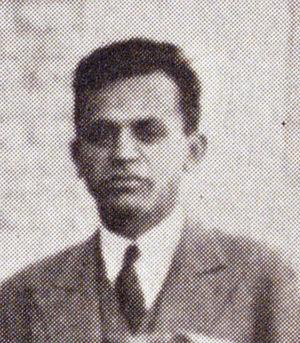 Aharon Cohen - Aharon Cohen, Jerusalem, 1933