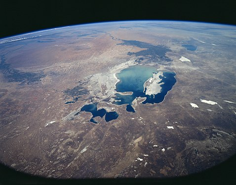 Aral Sea - Wikipedia
