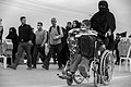 Arba'een In Mehran City 2016 - Iran (Black And White Photography-Mostafa Meraji) اربعین در مهران- ایران- عکس های سیاه و سفید 17.jpg