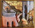 Arcangelo di cola da camerino, predella, 1430-35 ca. 05 martirio di san giovanni evangelista.jpg