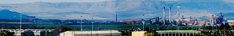 Newcastle, KwaZulu-Natal - Arcelor Mittal Newcastle Works