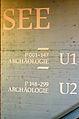 Archäologie im Parkhaus Opéra - Pavillion Sechseläutenplatz 2014-10-31 17-07-32.JPG