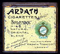 Ardath cigarettes tin, back.JPG