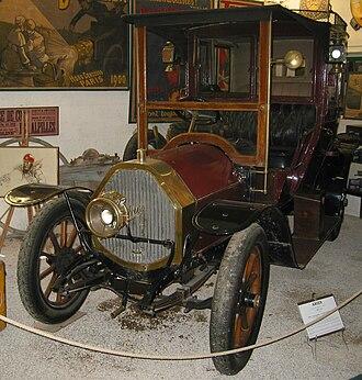Ariès - 1907 Ariès