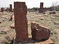 Arinj khachkar, old graveyard (262).jpg