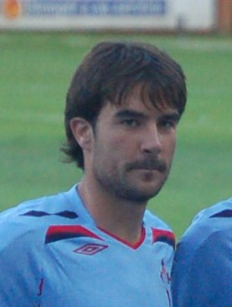 Aritz López Garai - López Garai as a Celta player in 2009