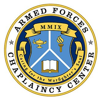 Armed Forces Chaplaincy Center - Official seal of the Armed Forces Chaplaincy Center