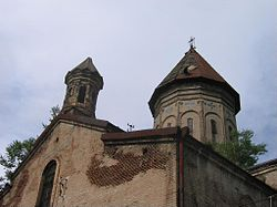 Armenian church of Saint Gregory of Mughni, Tbilisi, Georgia.jpg