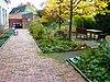 armhuiszitten convent - tuin