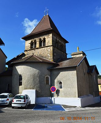 Artas, Isère - Artas Church