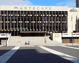 Artscape Theatre Centre - Image: Artscape Theatre Centre (28522803654)