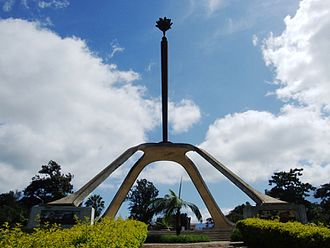 Tanzania - Arusha Declaration Monument