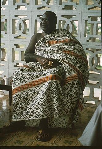 Deaths in 1999 - Opoku Ware II.
