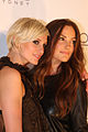Ashlee Simpson, Minka Kelly (6883576100).jpg
