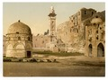 Assises and the Tower of Antonia, Jerusalem, Holy Land-LCCN2002725008.tif