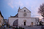 Assisi Santa Chiara BW 3.JPG