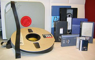 Videotape - An assortment of video tapes