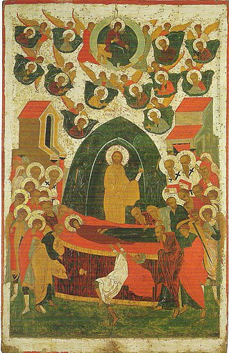 Death of the Virgin - Image: Assumption, Gorny Convent