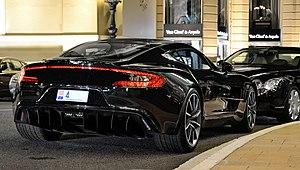 Aston Martin One-77 - One-77 (Monaco)