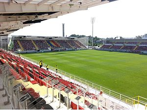 FC Astra Giurgiu - Marin Anastasovici Stadium