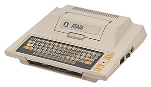 Atari, Inc. - The Atari 400 was released in 1979