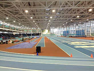 County Westmeath - The Athlone IT International Arena in Athlone