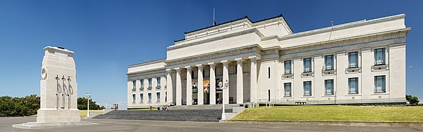 Auckland War Memorial Museum rect