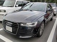 Audi A Wikipedia - Audi a 6