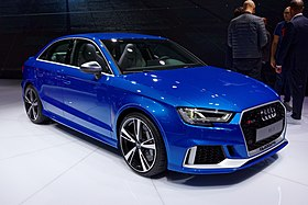 Image illustrative de l'article Audi A3