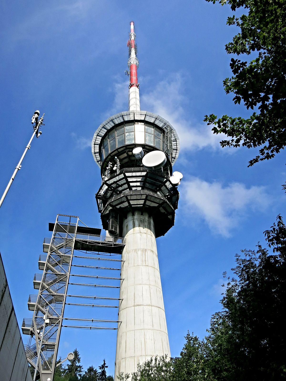 Fernsehturm Bern-Bantiger – Wikipedia