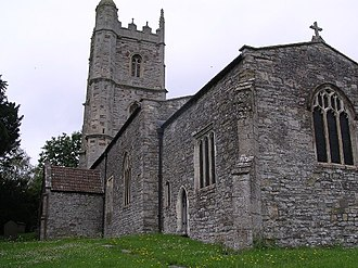 Aust - Image: Aust church geograph.org.uk 110918