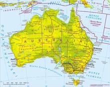 Великий Вододільний Хребет Карта