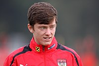 Austria national under-21 football team - Teamcamp October 2015 (144).jpg
