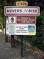 Auvers-sur-Oise - Panneau entree de ville.jpg