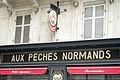 Aux Péchés Normands, 9 Rue du Faubourg du Temple, 75010 Paris, 2015.jpg