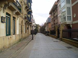 Basagoiti avenue (Algorta / Getxo)