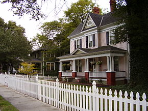 Greensboro neighborhoods - Wikipedia