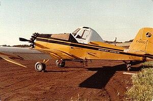 Thrush Aircraft - Ayres S-2R Thrush