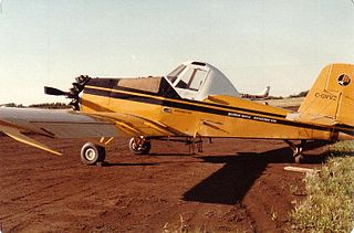 Thrush Aircraft American manufacturer of agricultural aircraft