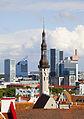 Ayuntamiento, vistas panorámicas desde Toompea, Tallin, Estonia, 2012-08-05, DD 06.JPG