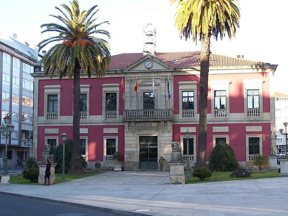 Ayuntamiento 001. Villagarcia de Arosa
