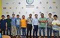Azerbaijani Wikimedians CEE Spring 2017 Award Ceremony 06.jpg