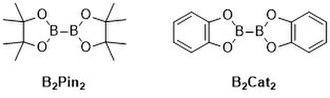 Borylation - B2pin2 and B2cat2