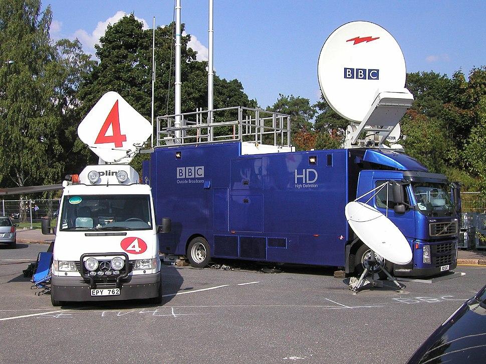 BBC HD SNG